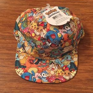 Pokemon original Snapback